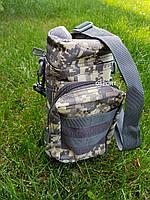 Сумка тактическая чере плече для охоты и туризма 26х12см Stenson (N02248)