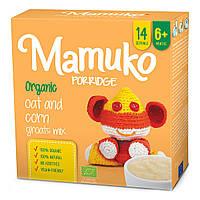 Смесь для каши Mamuko овсяная и кукурузная 240 г  ТМ: Mamuko