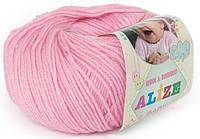 """Детская пряжа Alize Baby Wool """"194"""" для Ручного Вязания"""