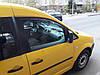 Дефлектори вікон Heko VW Caddy 3 2004 -> вставні, 2шт/