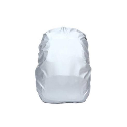 Универсальный чехол от дождя и пыли Kids-Rain cover, для детских рюкзаков до 20л, серебристый