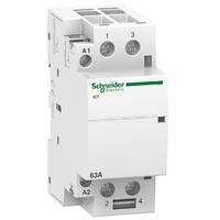 Модульный контактор Schneider Electric Acti9 63A 2НO 230V A9C20862