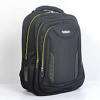 Рюкзак с отделением для ноутбука (черный)