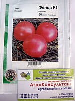 Семена томата розового Фенда F1, 50 семян ранний (60-65 дней), круглый, индетерминантный.