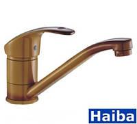 Змішувачі для умивальника Haiba Mars 004-15 Coffee