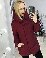 "Женская зимняя курточка ""Зефирка"""