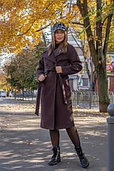 """Демисезонное пальто """"Жасмин"""" , ткань: шерсть.Размер: 42,44,46,48, 50 ,52 Цвета РАЗНЫЕ  (1279)"""