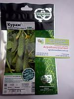 Семена огурца Кураж F1 (Гавриш), 500 семян — партенокарпический корнишон, ранний (38-43 дн.)