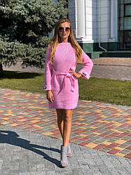 Платье вязка в расцветках 547753