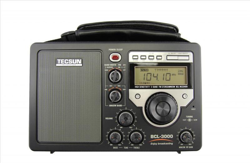Радіоприймач TECSUN ВСL-3000