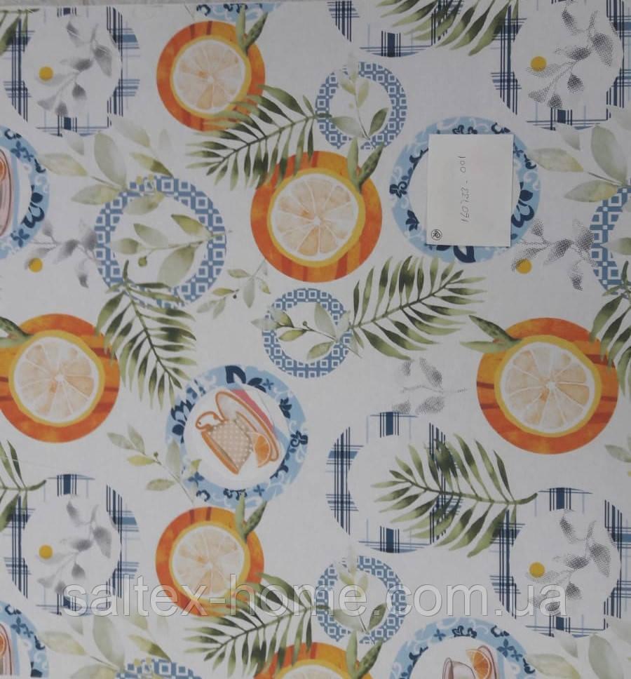 Скатертная ткань с тефлоновым покрытием