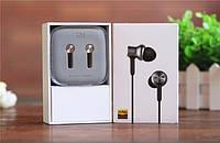 Наушники Xiaomi Mi In-ear headphones Pro HD.  Гарантия 1 год. Проверка оригинальностпи по QR-коду.