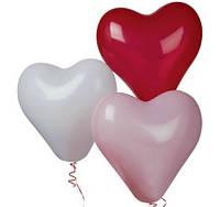 Светящиеся шар в форме Сердца