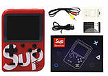 Ігрова приставка Game Box sup 400 в 1 Консоль + неокуб в подарунок, фото 2