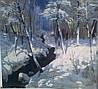 Пейзажи Картина Зимний пейзаж (купить картину в киеве)