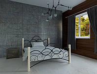 Кровать двухспальная Роксолана   160х200 см