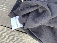Рукавички з екозамші GNx1 чорні, фото 1
