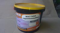 Мастика гидроизоляционная битумнорезиновая 5л.