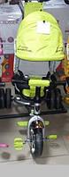 Велосипед Lambortrike колеса пенорезина салатовый, фото 1