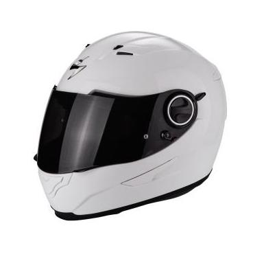 Мотошлем Scorpion Exo 490 (Белый)