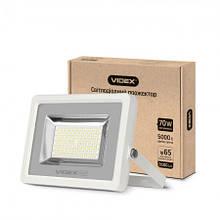 Прожектор светодиодный VIDEX PREMIUM 70W 5000K 220V White (24000)