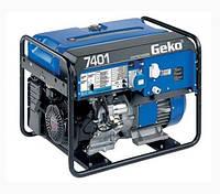 Трехфазный бензиновый генератор GEKO 7401 ED-AA/HEBA (7,5 кВа)
