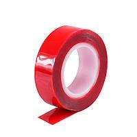 Двусторонняя лента Acrylic Foam (Арсенал Д) ширина от 9 до 19 мм длина 2 и 5 метров