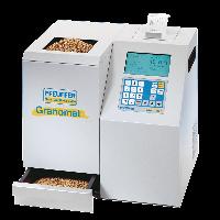 Анализатор влажности зерна и насыпного веса (натуры) Granomat, фото 1