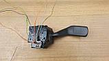 Перемикач поворотів та омивання скла ( гітара ) Ford Transit 2006-2014 р-в  6C1T-13335-AA, фото 2
