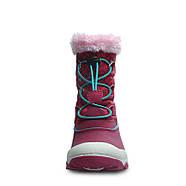 Детские зимние сапоги для девочки на меху Uovo Красные (52064), фото 3