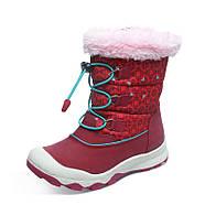 Детские зимние сапоги для девочки на меху Uovo Красные (52064), фото 7
