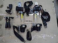 Ремень безопасности задний Mitsubishi Carisma 2001, MR910934, MR 910934, MR910933, MR 910933