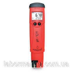 РН/°C -метр рНер4