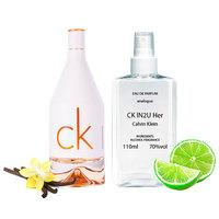Calvin Klein CK In2U Парфюмированная вода 110 ml