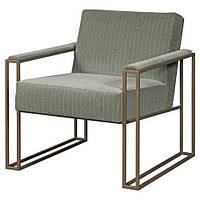 """Кресло """"Класик"""", кресло лофт, мягкое кресло, кресло для дома, офиса, кафе, кресло на металлическом каркасе,"""