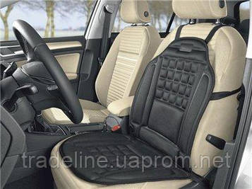 Подогрев сидения Ultimate Speed - Made in Germany, с регулировкой. Накидка на сиденье.