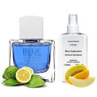 Antonio Banderas Blue Seduction For Man Парфюмированная вода 110 ml