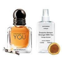 Giorgio Armani Emporio Armani Stronger With You Парфюмированная вода 110 ml ( Эмпорио Армани Стронгер Виз Ю )