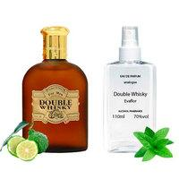 Evaflor Double Whisky Парфумована вода 110 ml