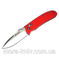 Нож Ganzo G704 (красный ), фото 3