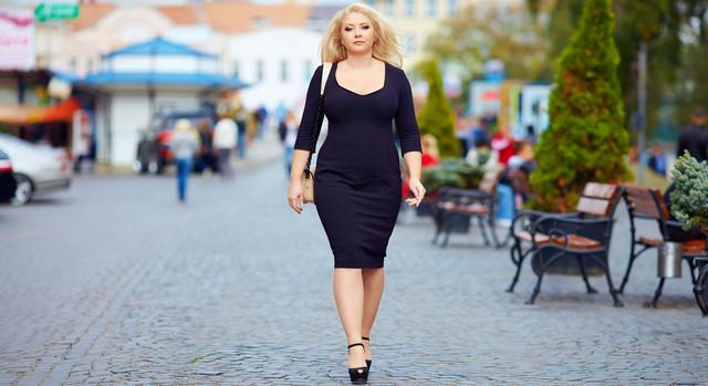6debffcbb071af5 Одежда больших размеров — купить одежду для полных женщин в интернет ...