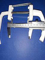 """Двухсторонняя балконная ручка """" Гриф """" BHS-1 без ключа на балконные двери"""