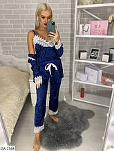 Женская пижама (батал)