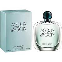 Giorgio Armani Acqua di Gioia парфюмированная вода 100 ml. (Джорджио Армани Аква Ди Джоя)