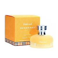 Burberry Weekend For Woman парфюмированная вода 100 ml. (Берберри Уикенд Фо Вумен)