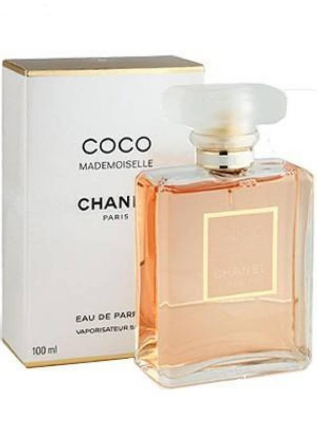 coco chanel mademoiselle parfym