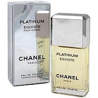 Chanel Egoiste Platinum туалетная вода 100 ml. (Шанель Эгоист Платинум), фото 1