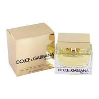 Dolce&Gabbana The One парфюмированная вода 75 ml. (Дольче Габбана Зе Ван), фото 1