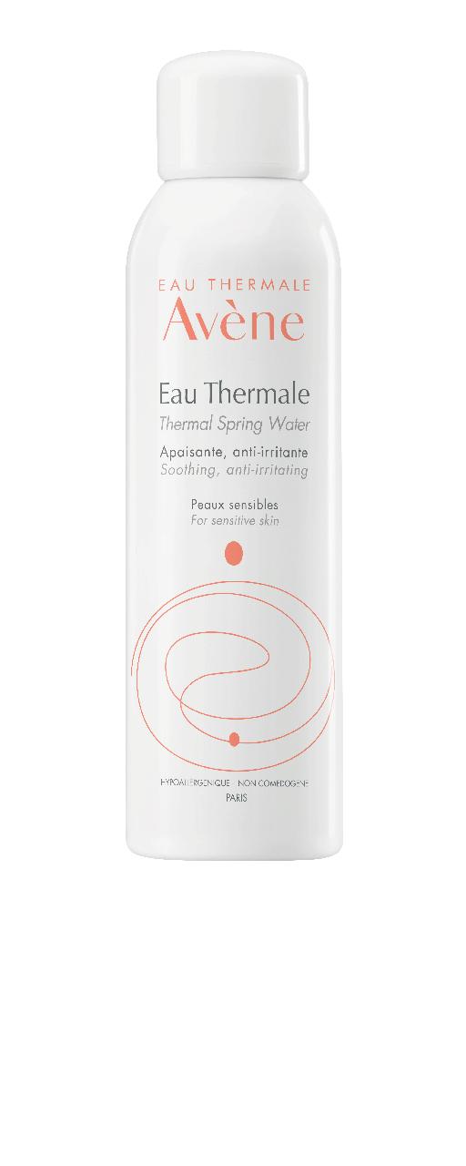 Avene Авен термальна вода заспокоює, усуває подразнення для чутливої шкіри