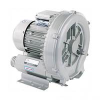 SunSun HG-1500C (3500 л/м) вихревой компрессор / аэратор для пруда, септика, водоема, озера, УЗВ